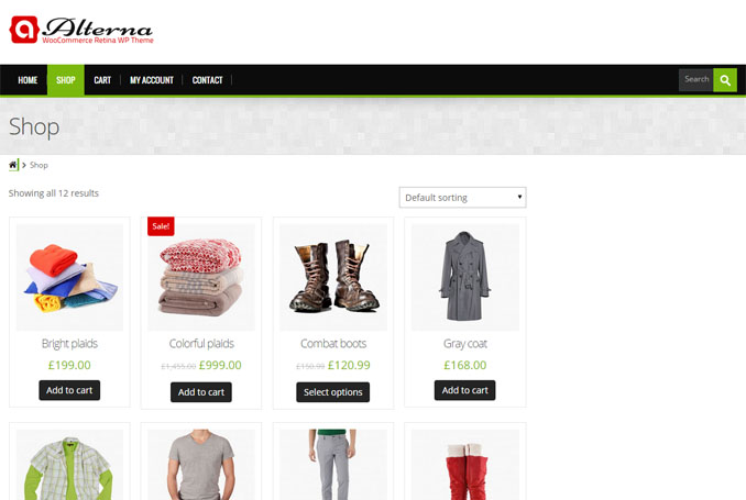 E-Commerce Sample 34